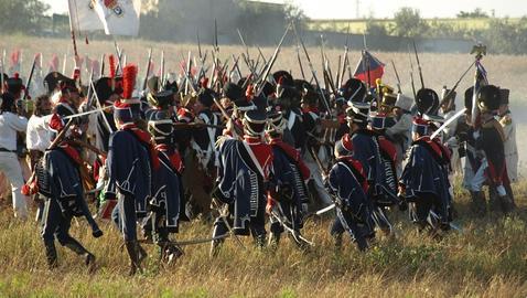El día que españoles, portugueses y británicos lucharon juntos contra Napoleón
