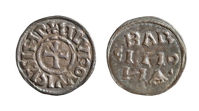carolingia  644x362 - El MNAC se hace con una pieza ejemplar: una moneda carolingia del siglo IX