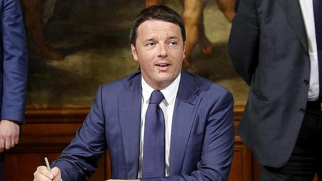Renzi pone a la reforma laboral española como ejemplo a seguir para fomentar el crecimiento