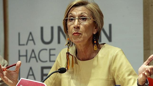 Debate Nacional para la Campaña Electoral Rosa-diez-efe--644x362