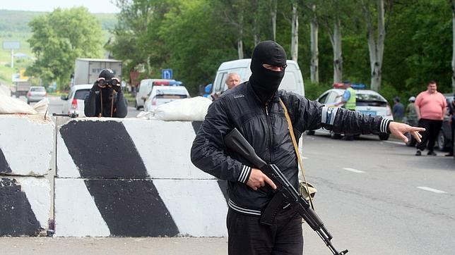 Miles de obreros se alzan en Ucrania contra los prorrusos por miedo a perder sus trabajos