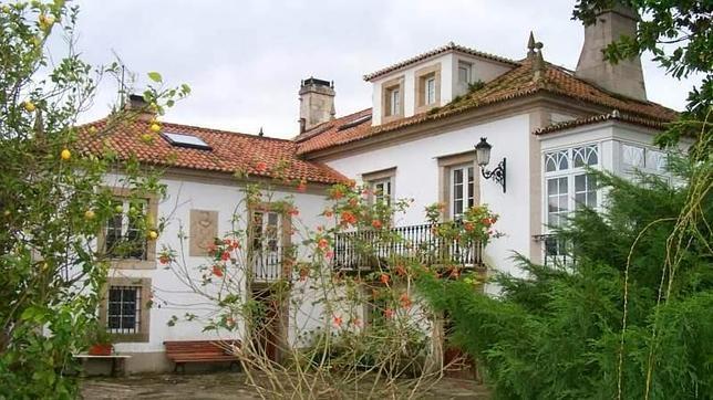La venta de pazos y casas se oriales se dispara en galicia - Casas rurales galicia con encanto ...