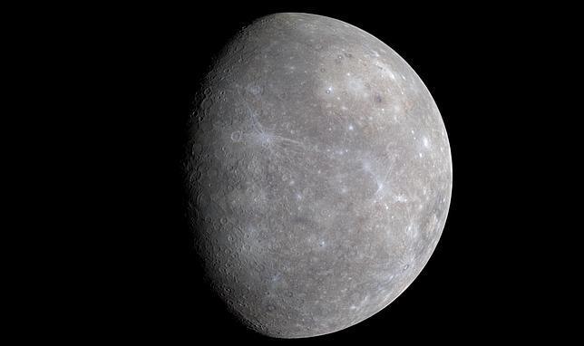 Mercurio, arrancados los secretos del infierno