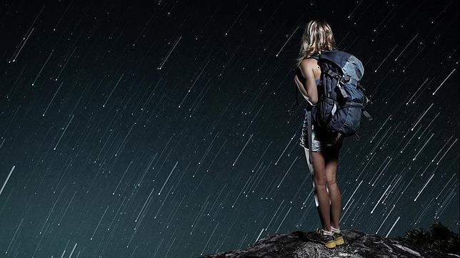 Una fantástica lluvia de estrellas caerá este sábado por primera vez