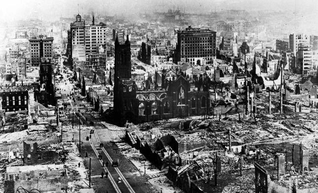 ¿Y si el «Big One» no fuera solo uno, sino varios grandes terremotos?