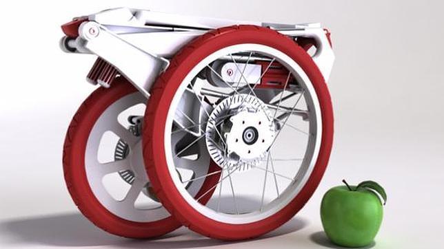 La bici del futuro cabe en una caja