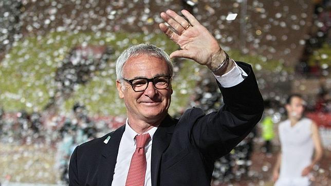 Claudio Ranieri abadona el Mónaco después de dos años