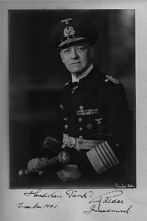 El día que España intentó rescatar al acorazado nazi «Bismarck»