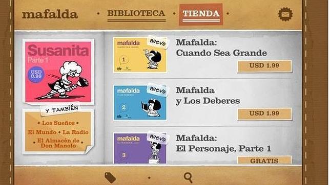 La filosofía de Mafalda en la era digital