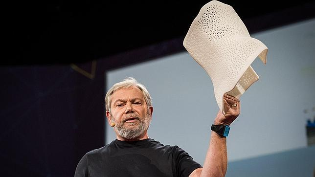«La pregunta no es si en cada casa va haber un impresora 3D sino en qué habitación»