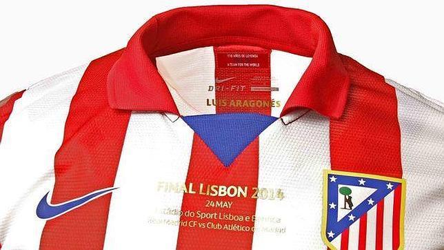 Luis Aragonés estará con el Atlético en Lisboa