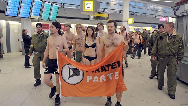 Piratas, ultras, antieuropeos, pro marihuana... los partidos «raros» del 25-M