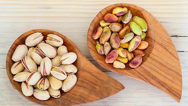 Un puñado de pistachos para cuidar la piel