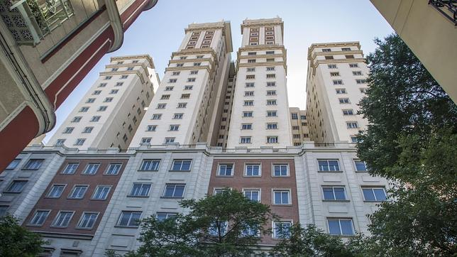 Edificio España: «Vaciarlo será muy caro», avisa el Ayuntamiento de Madrid
