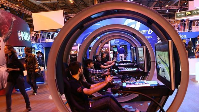 La industria española del videojuego aumentará su facturación un 130% en los tres próximos años