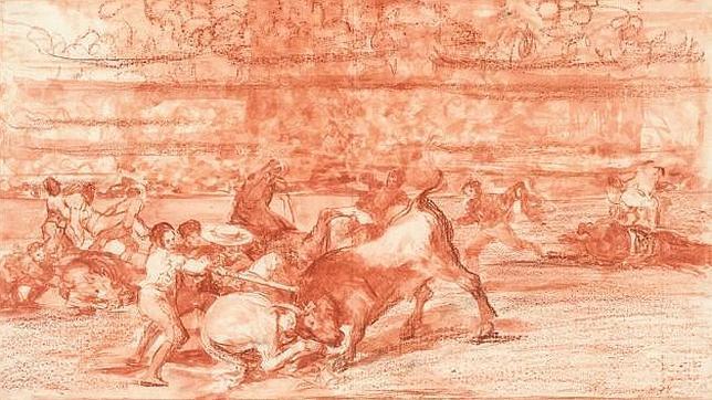 Dallas reúne 86 dibujos de maestros españoles como Goya y Murillo