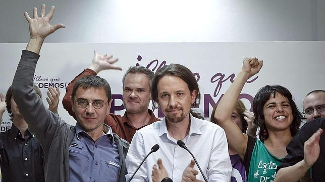 Pablo Iglesias, una carrera fulgurante para aglutinar en Podemos el descontento social