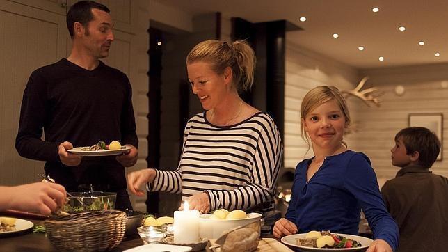 Las mujeres suecas van en cabeza en índice de natalidad, 1,9 niños, de Europa