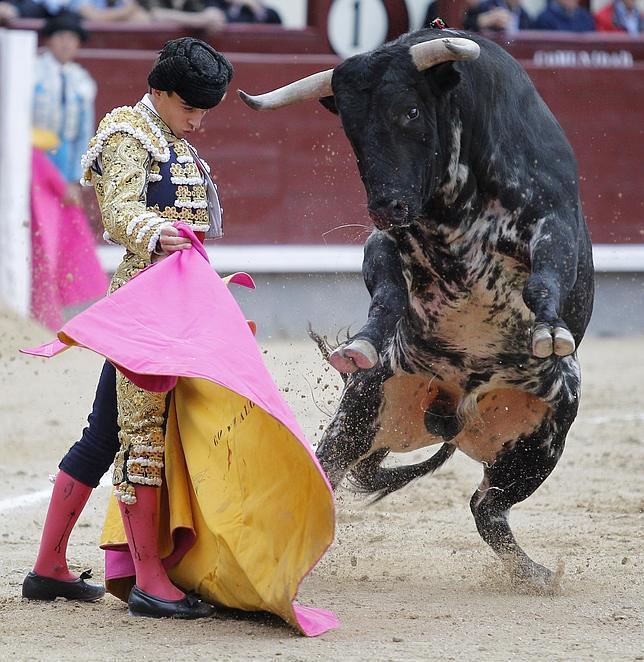 Destaca el valor de Gonzalo Caballero en San Isidro