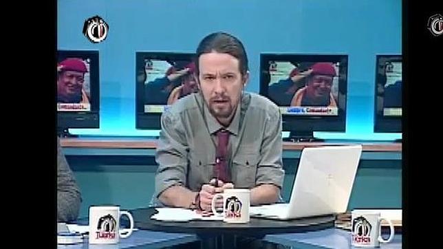 Las intervenciones televisivas que retratan a Pablo Iglesias, líder de «Podemos»