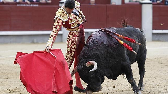 Uceda Leal reverdece sus glorias en San Isidro