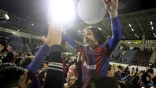 El Éibar compra al Barça el confeti que tenía preparado por si ganaba la Liga