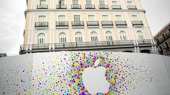 Así será por dentro la nueva Apple «retail store» de la Puerta del Sol