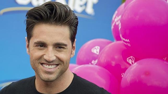 David Bustamante: «Prefiero no ver los besos de Paula en televisión»
