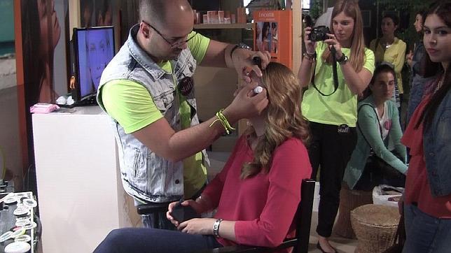 Mujer Hoy pone guapas a sus lectoras en su Summer Beauty Day