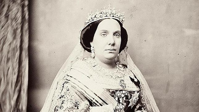 Isabel II de España, en una fotografía de archivo