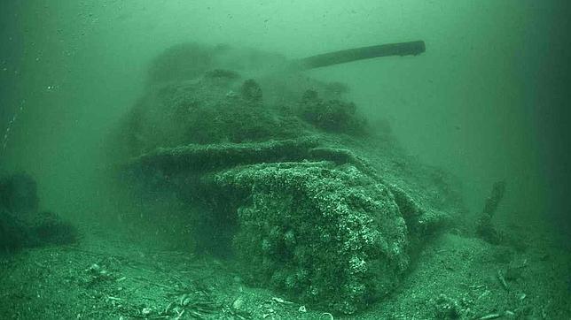 Viaje al cementerio marino que guarda los restos del Desembarco de Normandía