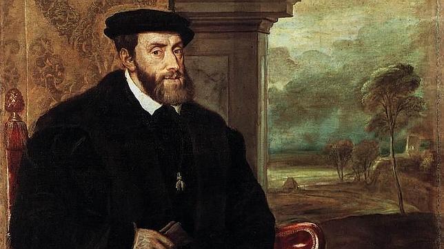 Carlos I de España en sus años de retiro