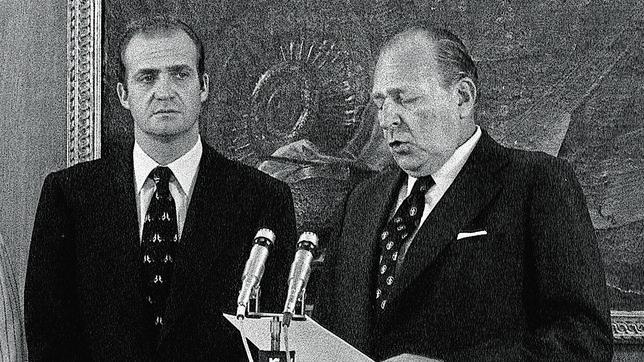 Don Juan Carlos; ¿futuro conde de Barcelona?