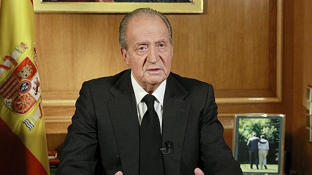 Don Juan Carlos: «He querido ser el Rey de todos los españoles»