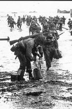 El desembarco de Normandía pudo acabar en desastre