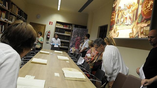 La Catedral guarda sus pagos al Greco en su Archivo