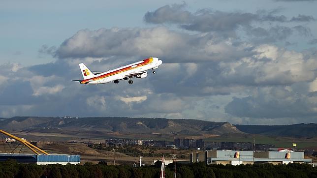 Fotos y vídeos de Madrid y del aeropuerto de Barajas
