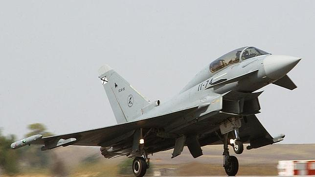 Fallece el piloto del caza de combate estrellado en Morón de la Frontera