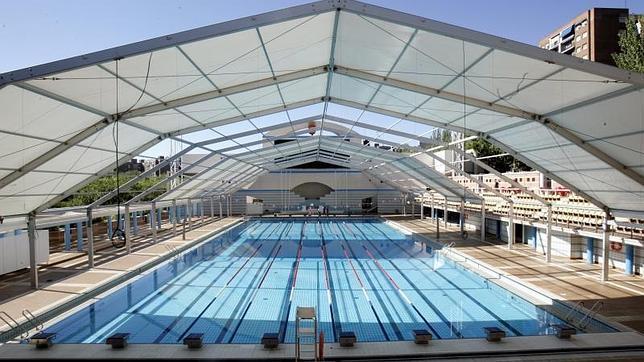 las instalaciones de la piscina mundial 86 en s inz de ForPiscina Sainz De Baranda