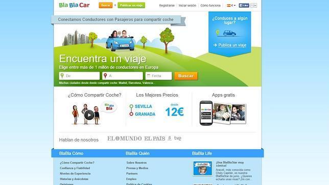 ¿Por qué los servicios de coches compartidos son ilegales en España?