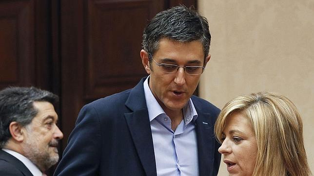 Eduardo Madina: «Ya he dicho muchas veces que soy republicano»