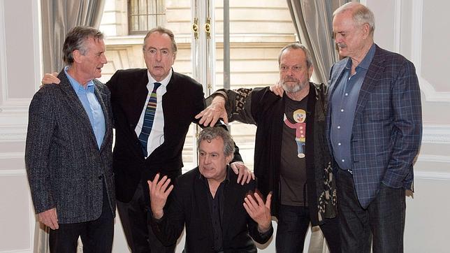 El himno de los Monty Python para cuando Inglaterra caiga eliminada