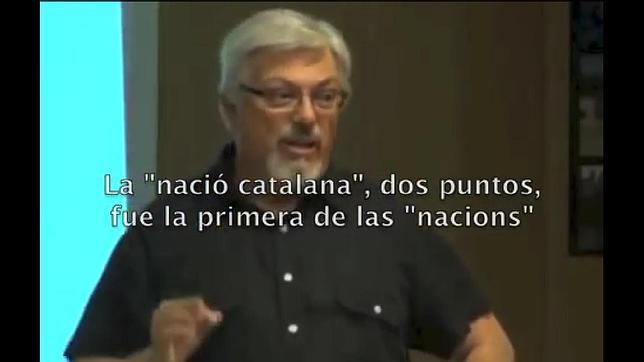 La Asamblea Nacional Catalana se apropia también de Santa Teresa de Jesús
