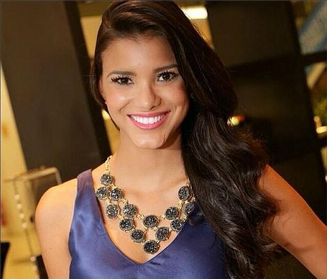 El idilio de Kaká con Miss Brasil 2013 Jakelyne Oliveira Kaka