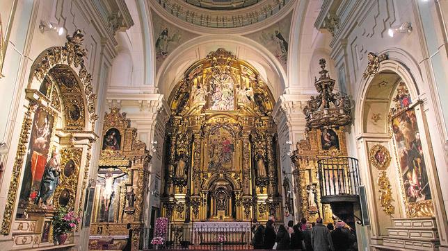 Resultado de imagen de convento de las trinitarias madrid