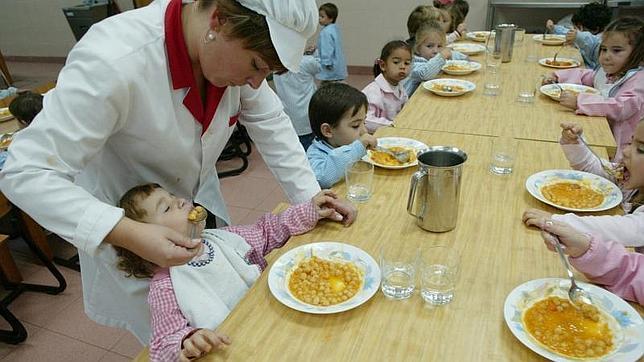 bargas organiza un comedor infantil durante el verano