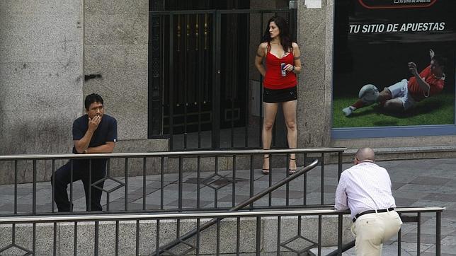pisos prostitutas la prostitución es ilegal en españa