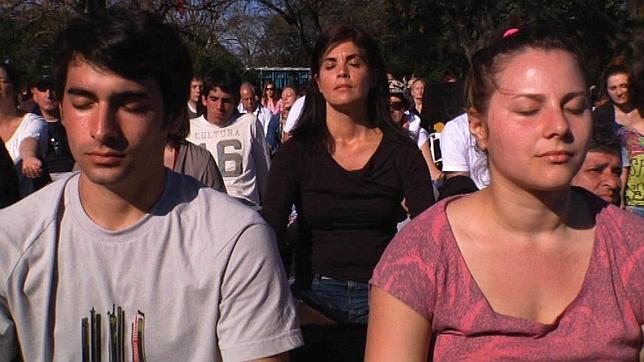«Mindfulness», la meditación contra el estrés salta al mundo empresarial