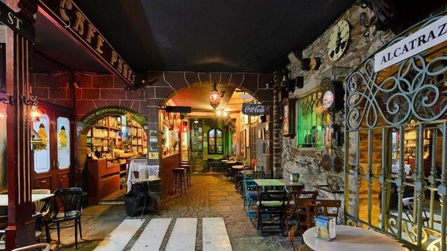 Cinco bares de copas para ver en Galicia
