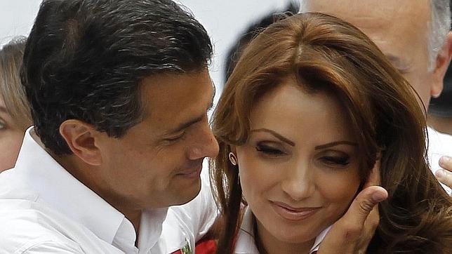 La historia de culebrón del matrimonio entre Enrique Peña Nieto y Angélica Rivero